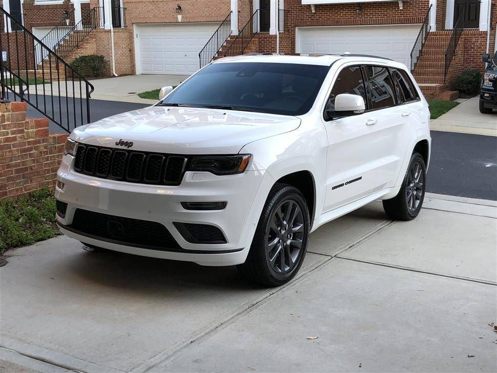 2018 Jeep Grand Cherokee High Altitude Jeep Grand Cherokee Jeep