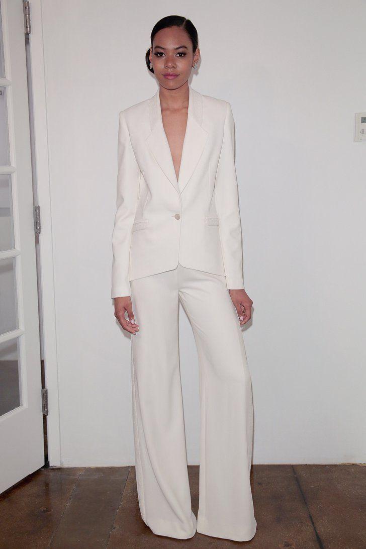 Fur wedding dress  BoyfriendLook  PopSugar Robe and Woman