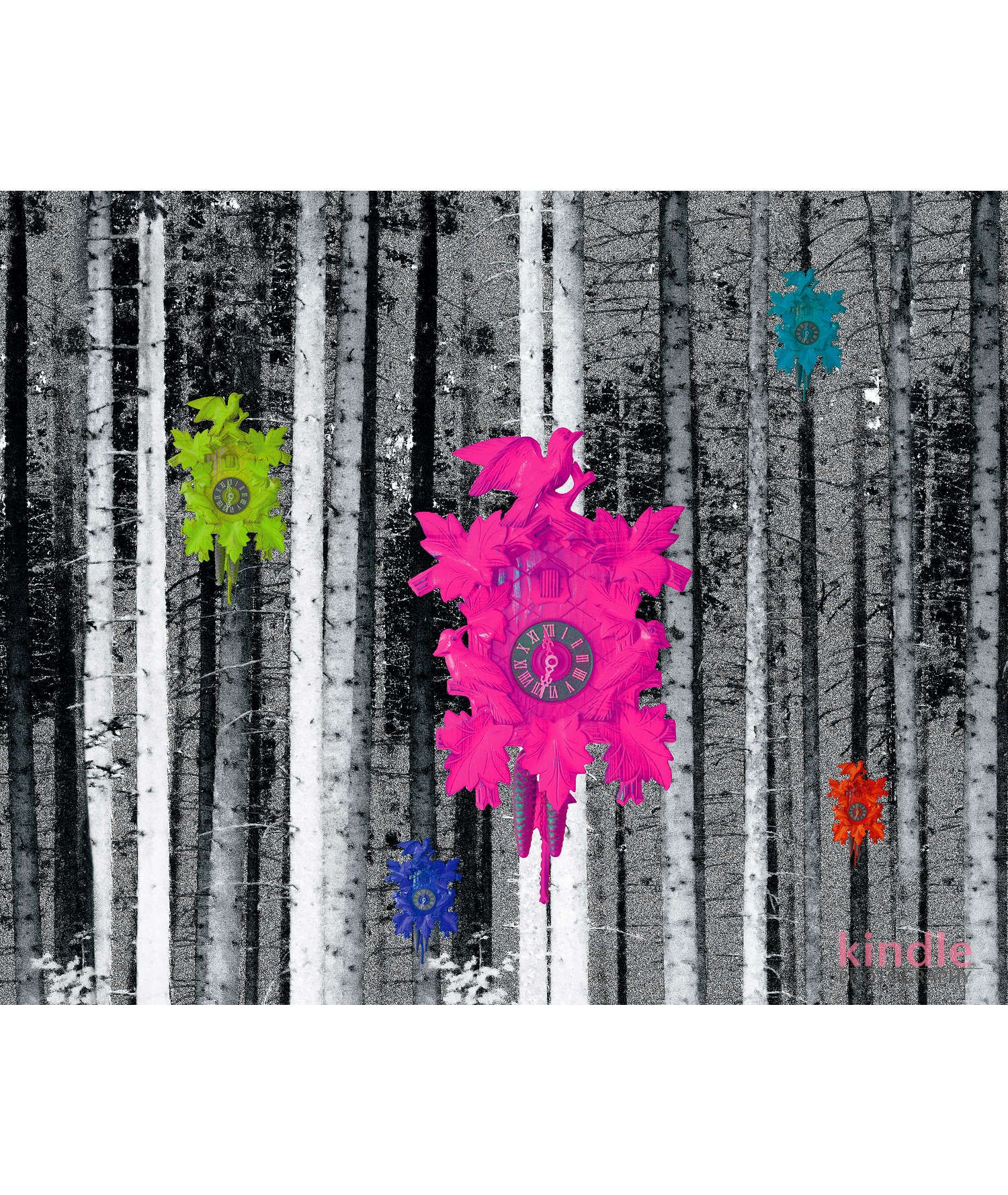 schwarzwald pop art kunst von der photographin michaela kindle der schwarzwald geb ndelt mit. Black Bedroom Furniture Sets. Home Design Ideas