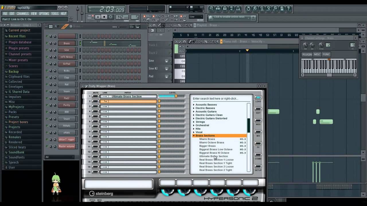 Rich Gang's Tap Out Ft Future | Fl Studio Tutorials And