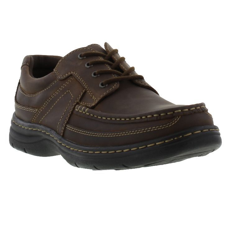 Hush Puppies Shoes Mens Newmarket Brown Nubuck 72