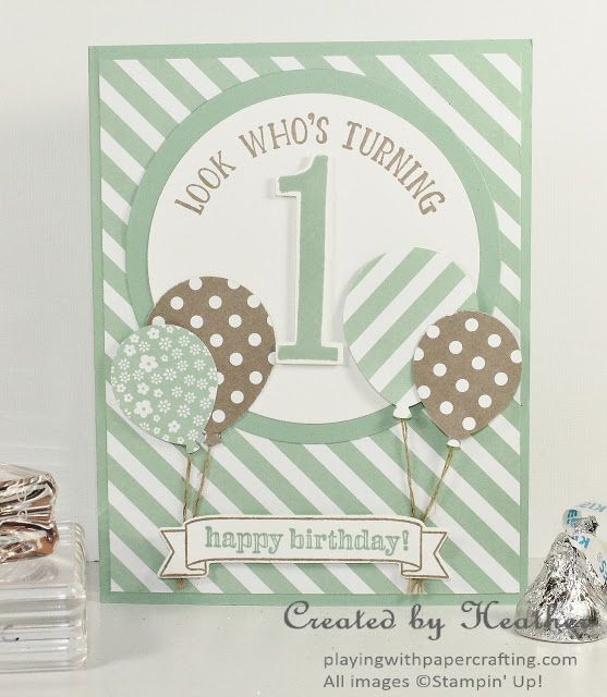 Playing with Papercrafting: BLOG CANDY and More From the Number of Years Stamp Set!
