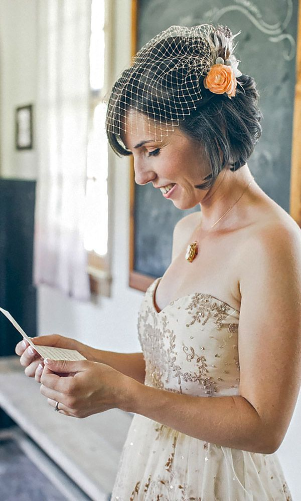 Short Wedding Hairstyle Ideas So Good Youd Want To Cut Your Hair ...