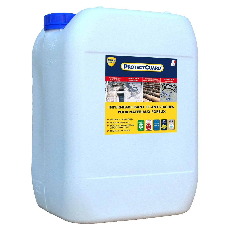 Impermeabilisant Facade Et Sol Exterieur Protectguard 20l Incolore Sol Exterieur Exterieur Et Pave Autobloquant