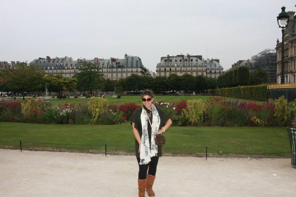 Paris #MyVSFallEdit
