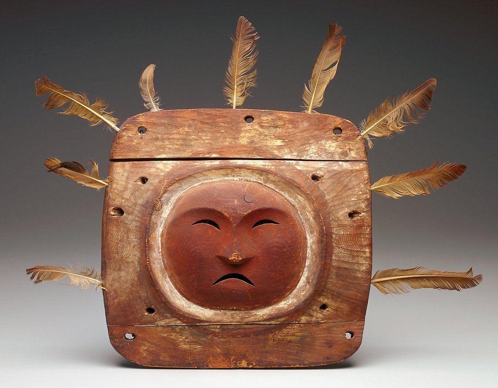 Unknown Yup'ik artist, Mask, 20th century