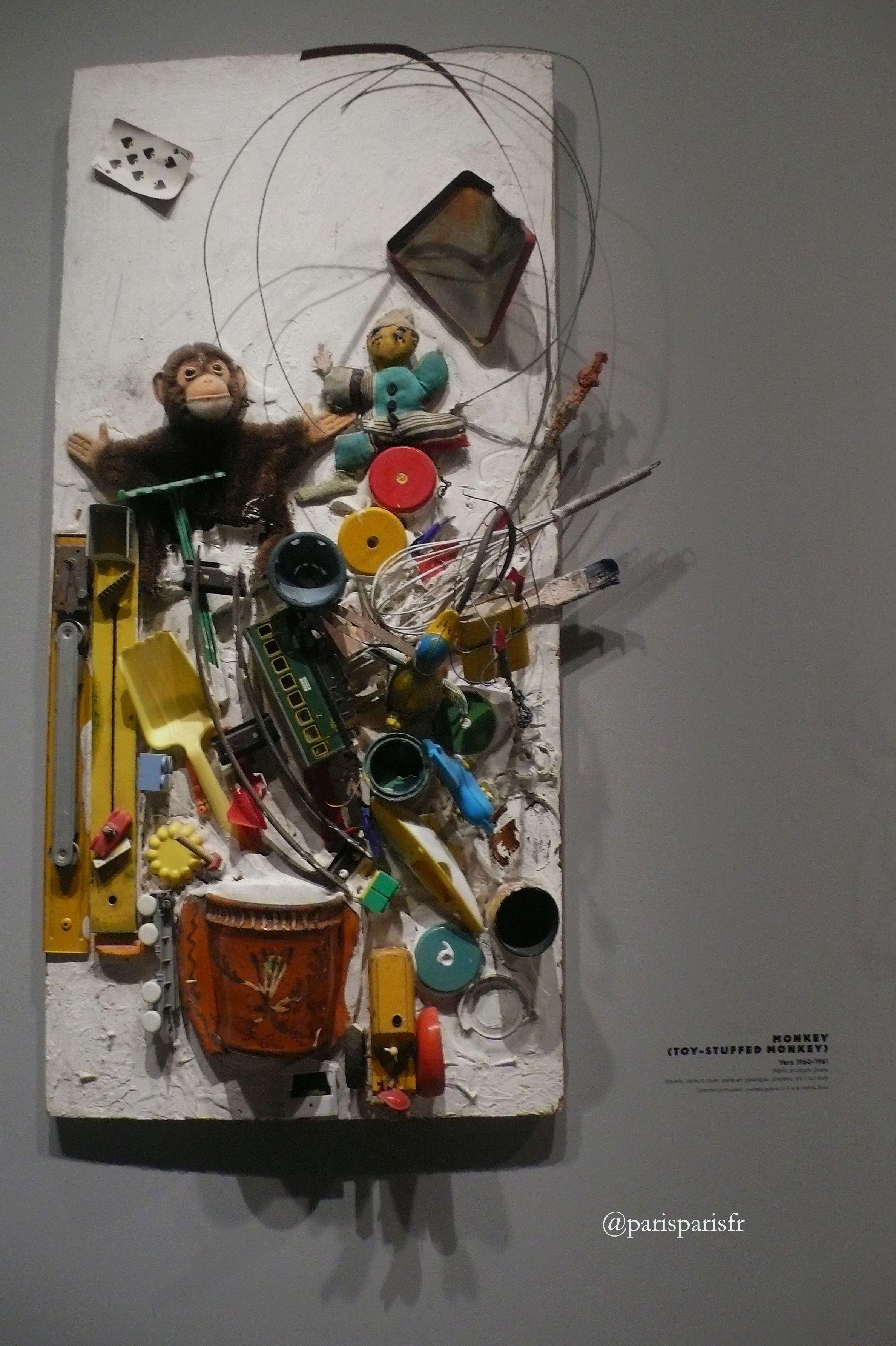 Niki de Saint Phalle, Monkey , (1960-63)