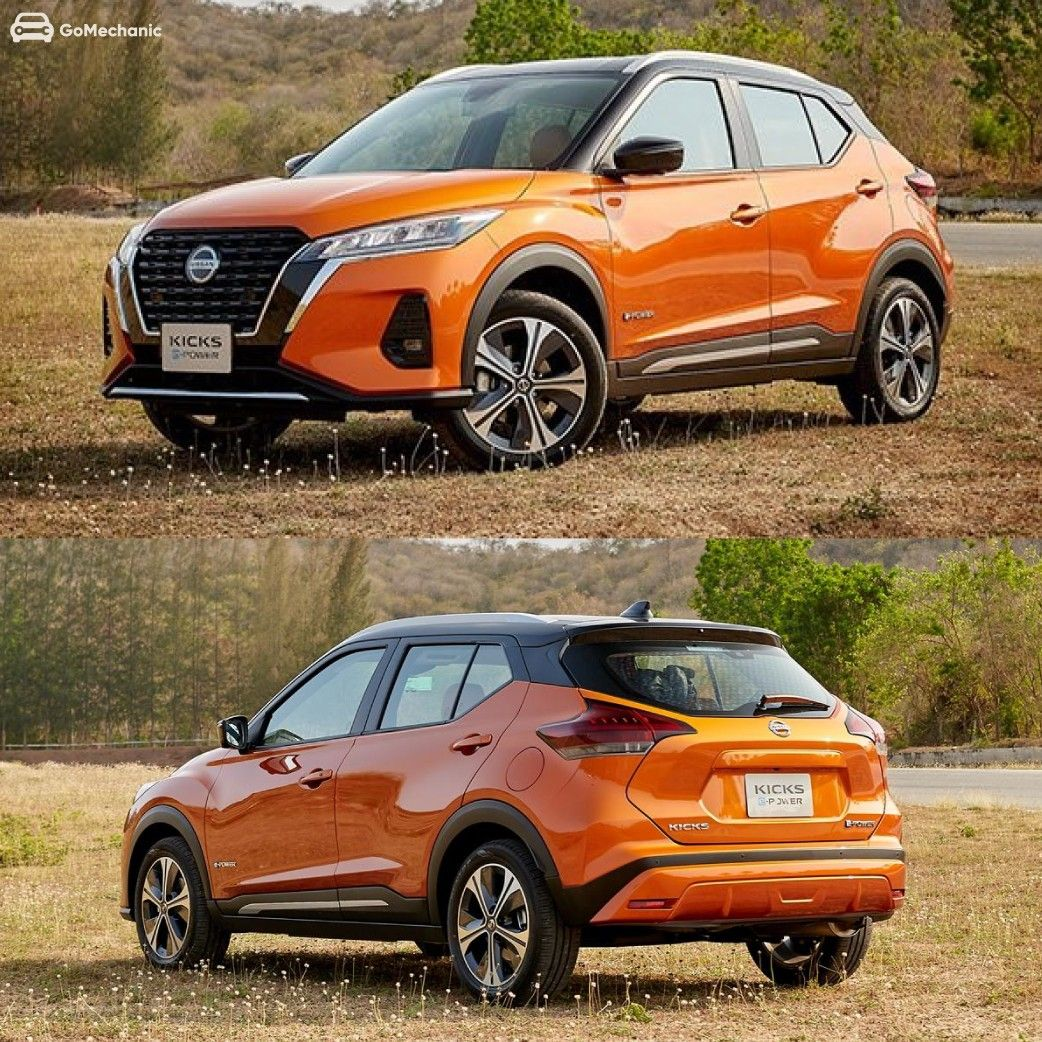 2021 Nissan Kicks E Power Launched In Thailand In 2020 Nissan Nissan Electric Thailand