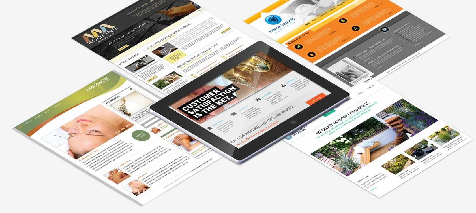 Home Improvement Website Templates Info On Paying For House - Home remodeling website templates