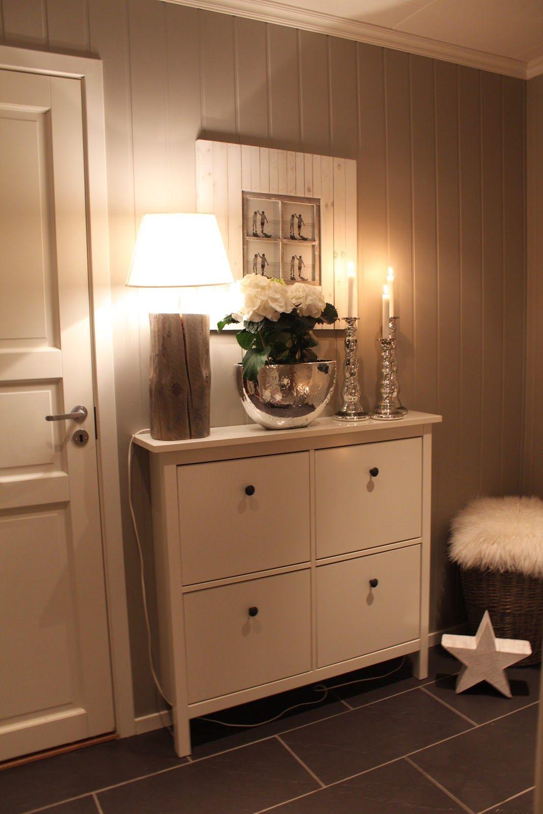 hemnes schoenenkast petras wohnung pinterest flure wohnideen und einrichtung. Black Bedroom Furniture Sets. Home Design Ideas