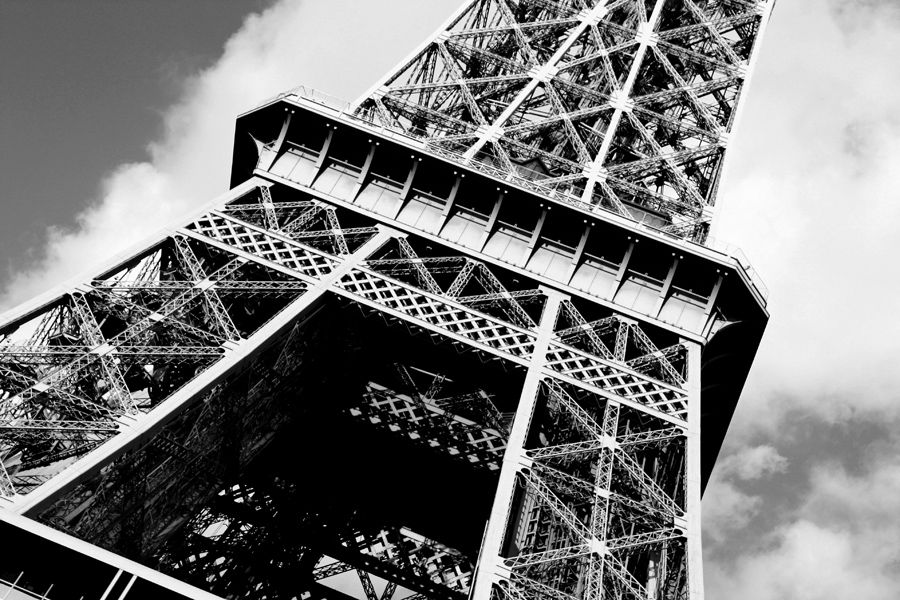 Eiffel Tower was named after one the most influential people in its construction, a contractor,enginner,architect and showman by the name of Gustave Eiffel.    The Eiffel tower was first planned out around 1884. It took around two years and two months to build. It was built during the years of 1887-1889.    You can see around 37 miles from the top of the Eiffel Tower.