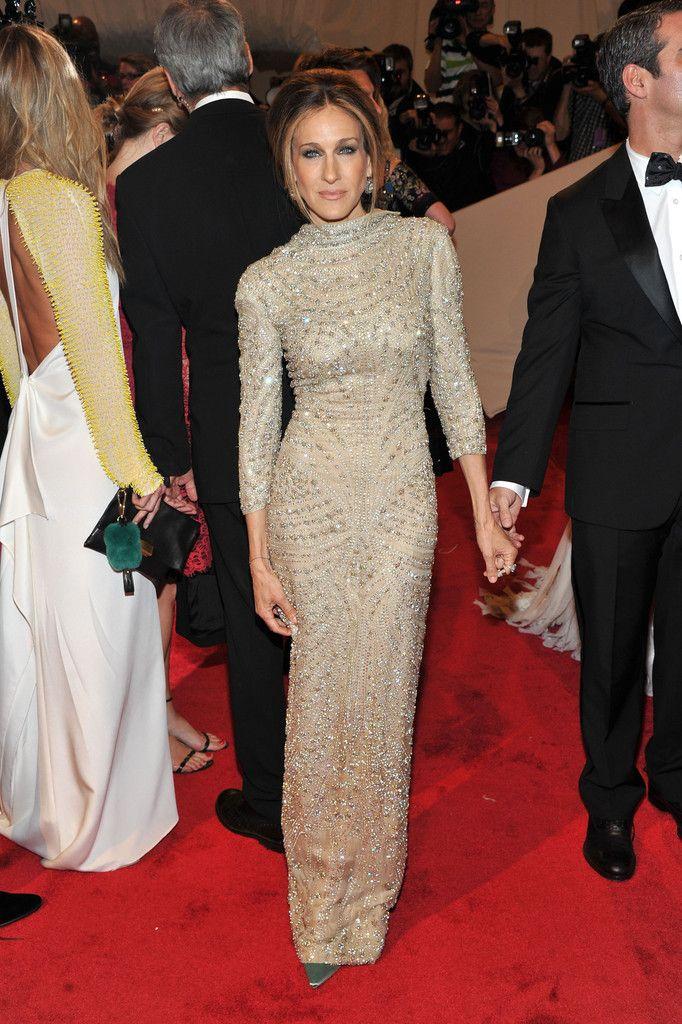 Sarah Jessica Parker Evening Dress | Fashion | Pinterest | Sarah ...