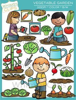 26+ Vegetable garden pictures clipart info