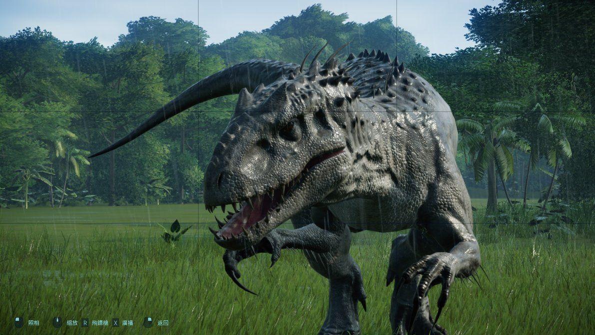 Jurassic World Evolution Gameplay 035 by 6500nya