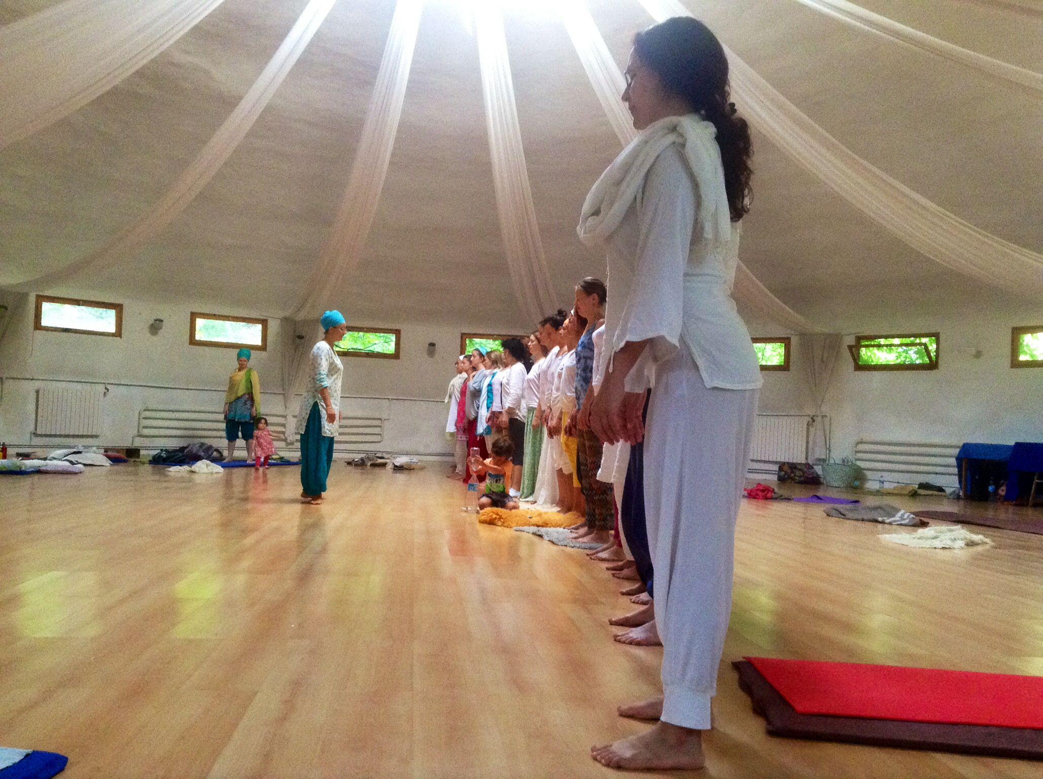 Body Language with Jiwan Shakti Kaur Shakti, Body, Women