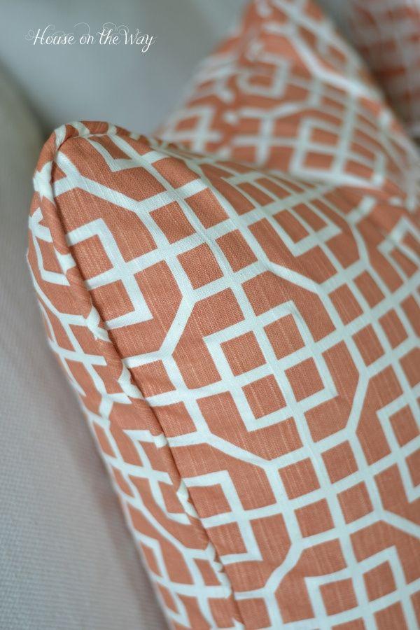 Diy Throw Pillows With Velcro Closure Diy Throw Pillows