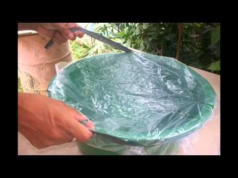 ABONO ORGANICO (PLANTAS CRECEN MAS RAPIDO) RECIPIENTE CUBRIR CON