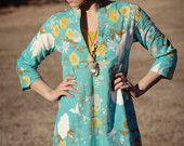Schoolhouse Tunic Sewing Pattern