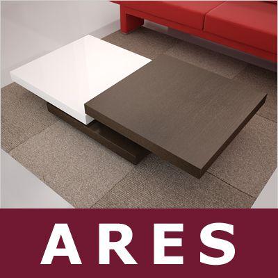 couch tisch ares eiche wei sofatisch pinterest tisch couch und sofa. Black Bedroom Furniture Sets. Home Design Ideas