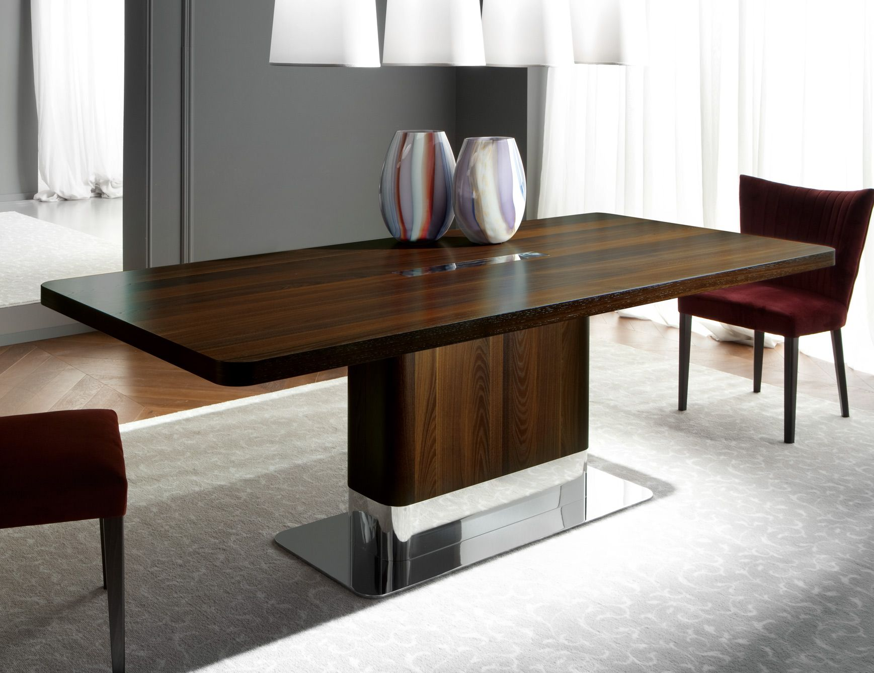 Stainless Steel Dining Room Tables Cool Dining Tables  Park Lane  Meja Makan Antik  Pinterest Review