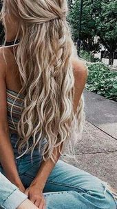 22 Superb Blond Hair Extensions Long Hair Extensions African American #hairart #… – Hair Extensions