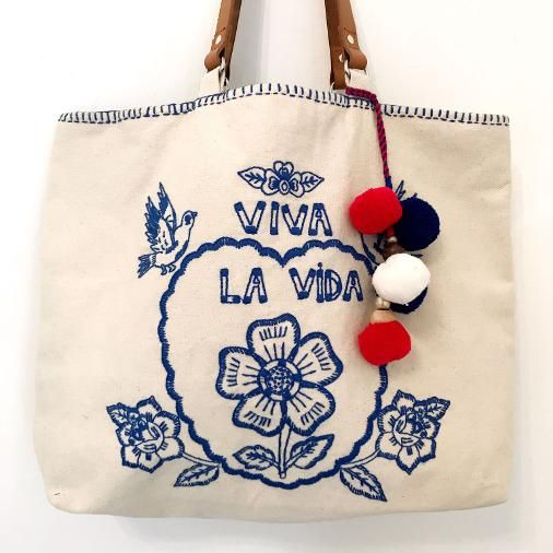 VIDA Statement Bag - Midday Flowers by VIDA KcrGQp7son