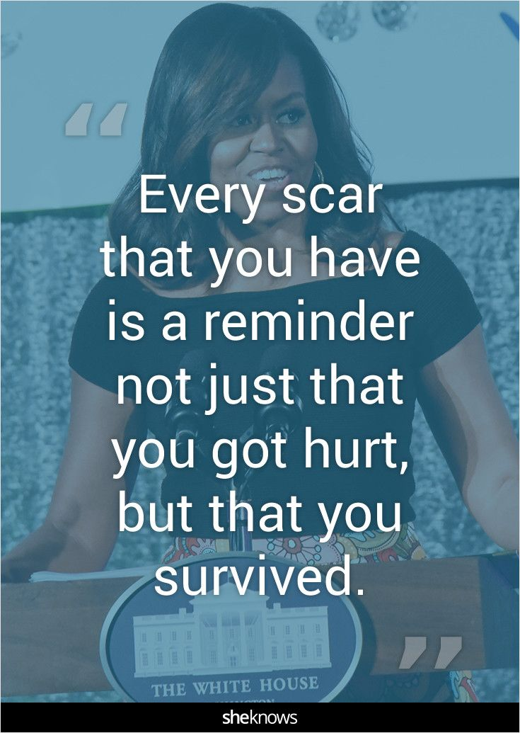 Michelle Obama Quotes Unique Michelle Obama's Best Quotes Can Help Us Get Through The Next Four
