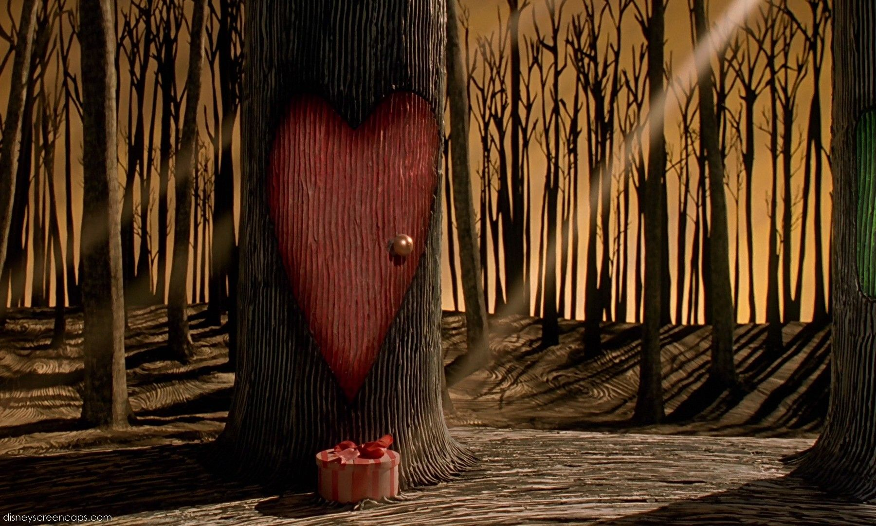 valentines day door nightmare before christmas | DISNEY = LIFE ...
