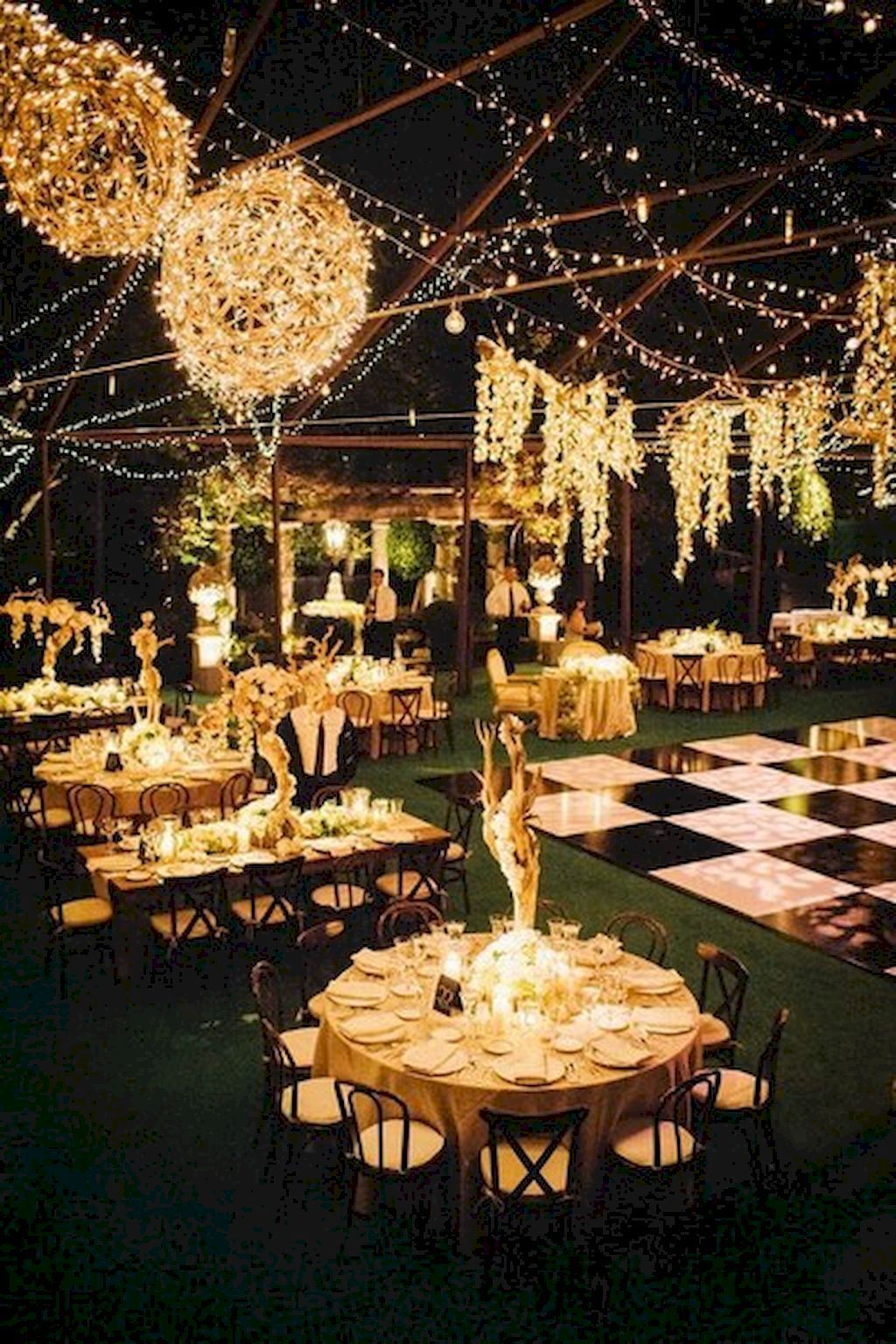 56 Inexpensive Backyard Wedding Decor Ideas | Decoration, Back ...