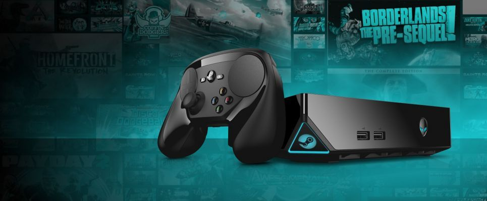 Alienware Steam Machine Nuovo Gaming Pc Console Dell Italia