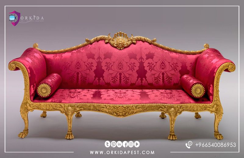 How To Clean A Silk Upholstery Remove Stains From Upholstery In Simple And Effective Ways نصائح تنظيف Neoclassical Furniture Gilded Furniture Furniture