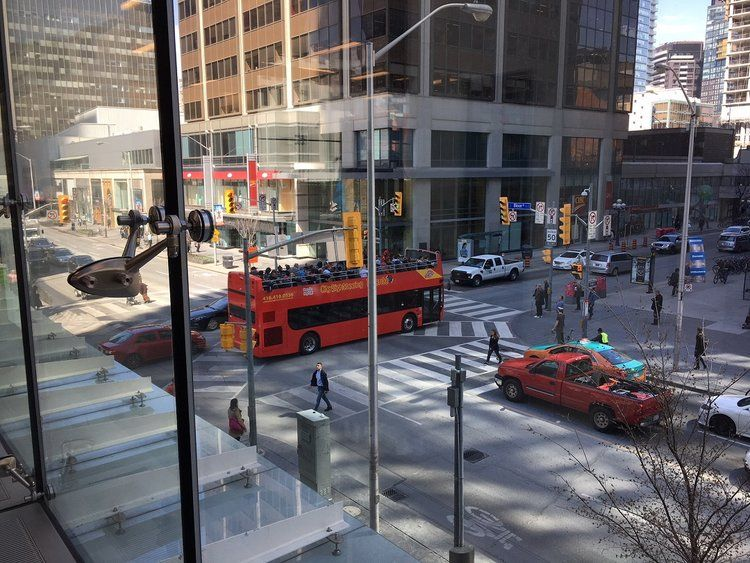 7280bab2898 Nordstrom Rack Unveils Glass-Enclosed Canadian Flagship  Photos ...
