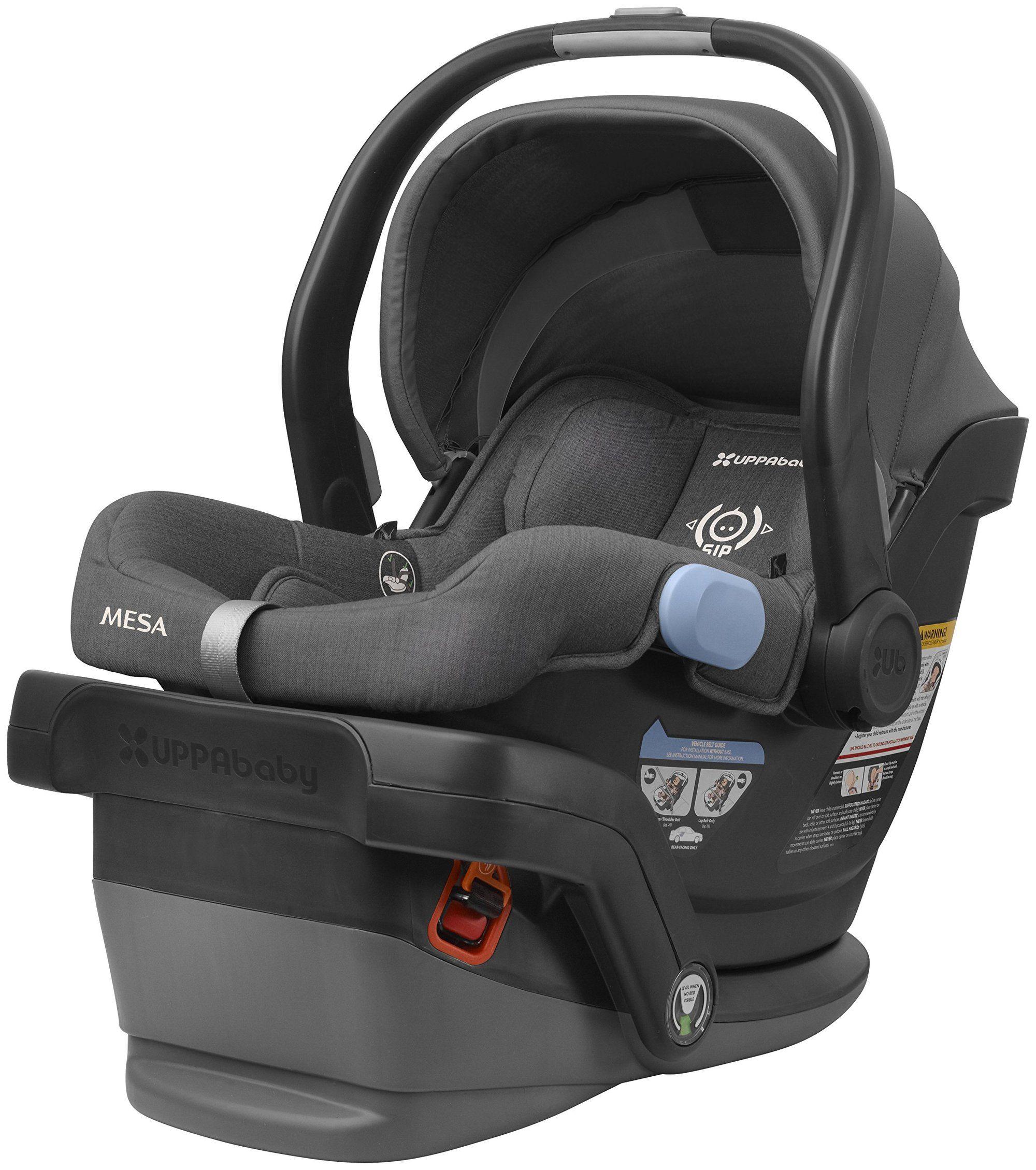 2018 UPPAbaby MESA Infant Car Seat Jordan (Charcoal