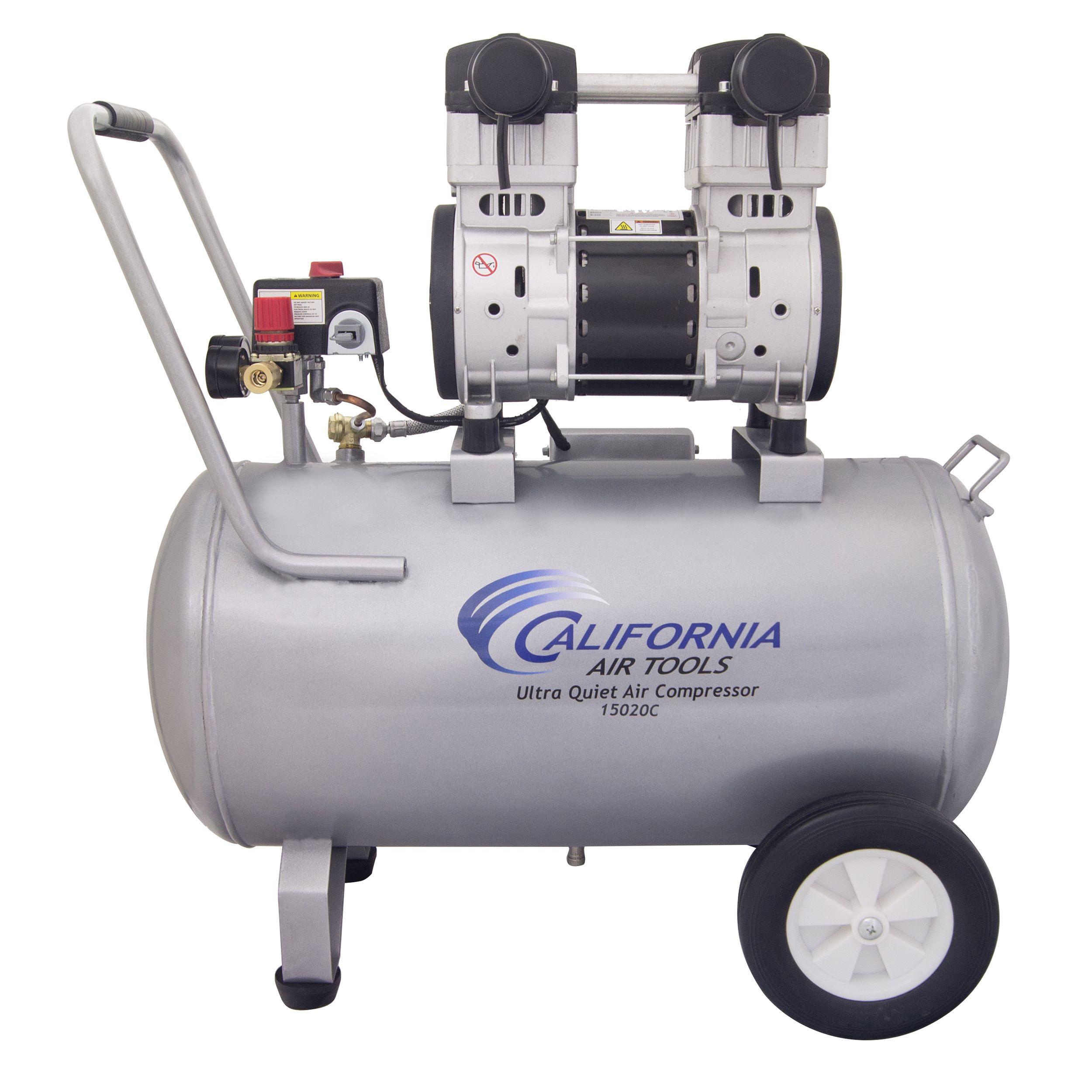 California Air Tools 15020C22060 Ultra Quiet and Oil