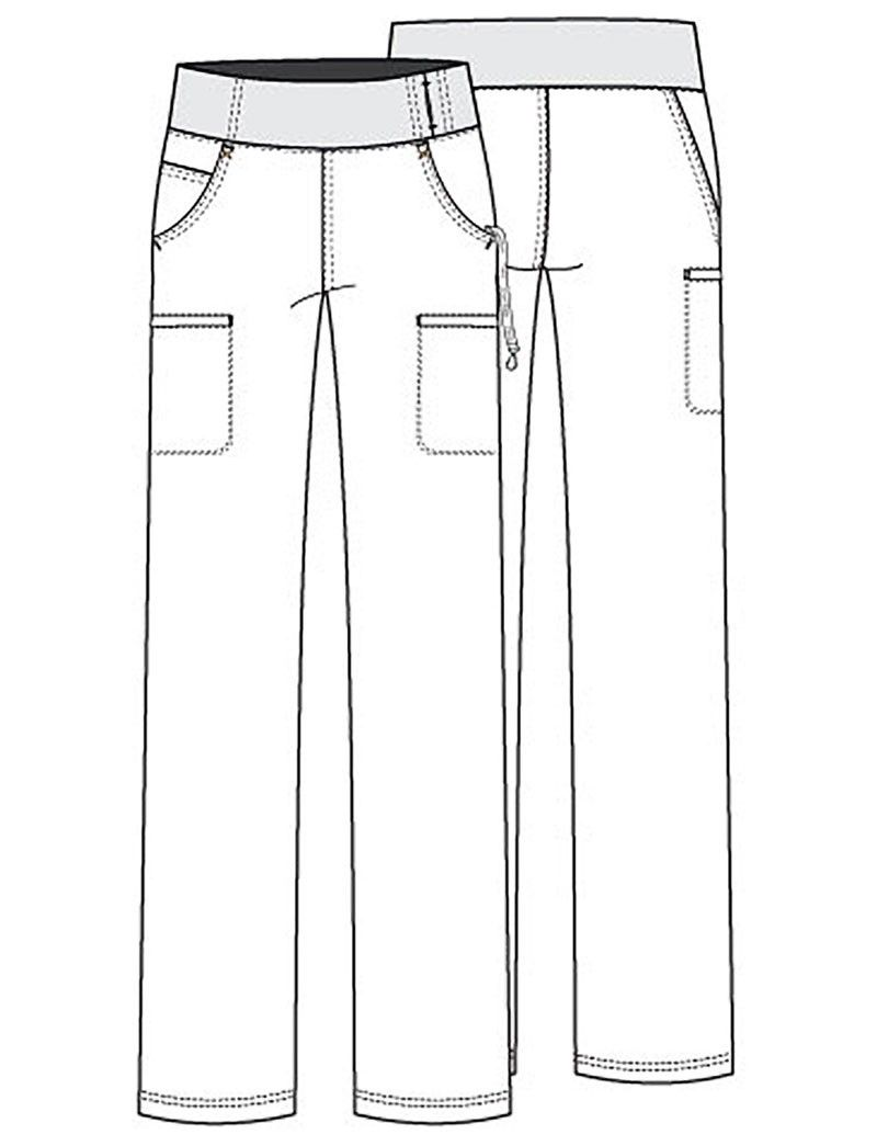 Gray Anatomy Scrub Patterns For Sewing Cherokee Iflex Cargo Pant