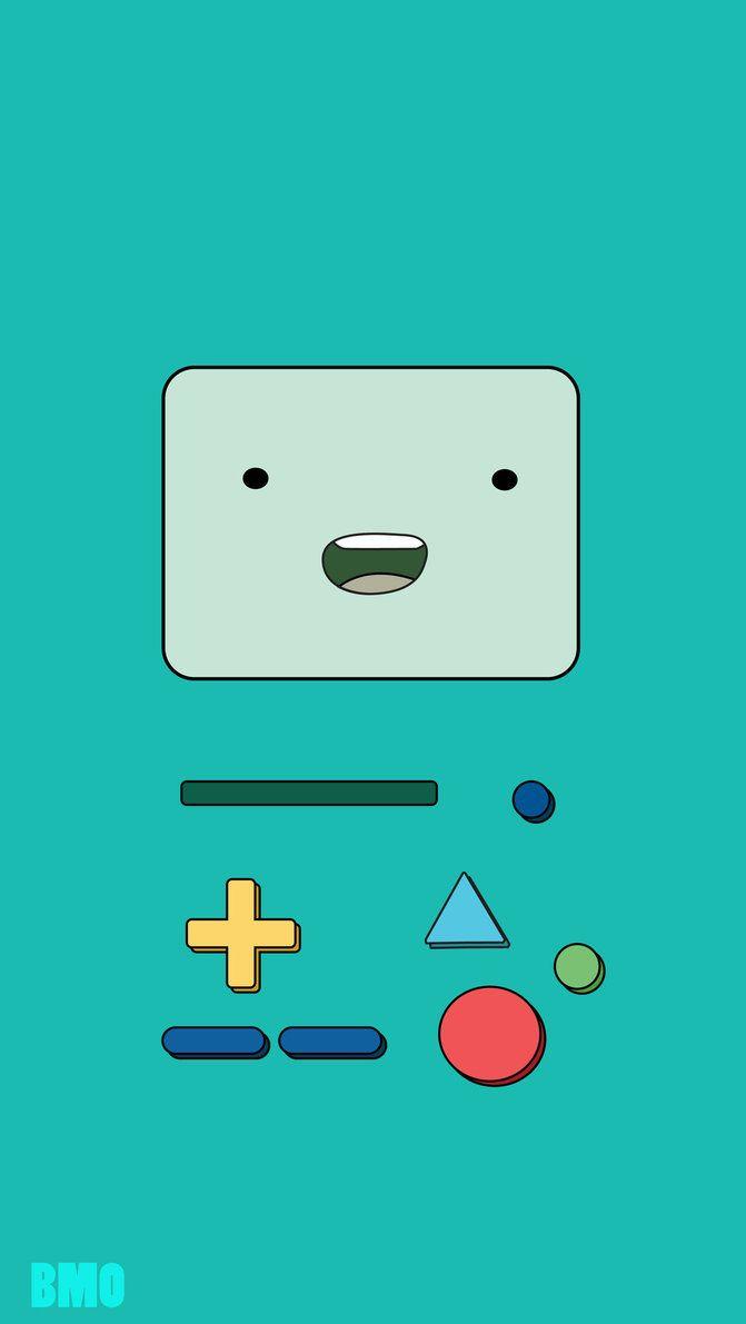 Bmo Wallpaper In 2021 Adventure Time Wallpaper Bmo Wallpaper Cartoon Wallpaper Iphone