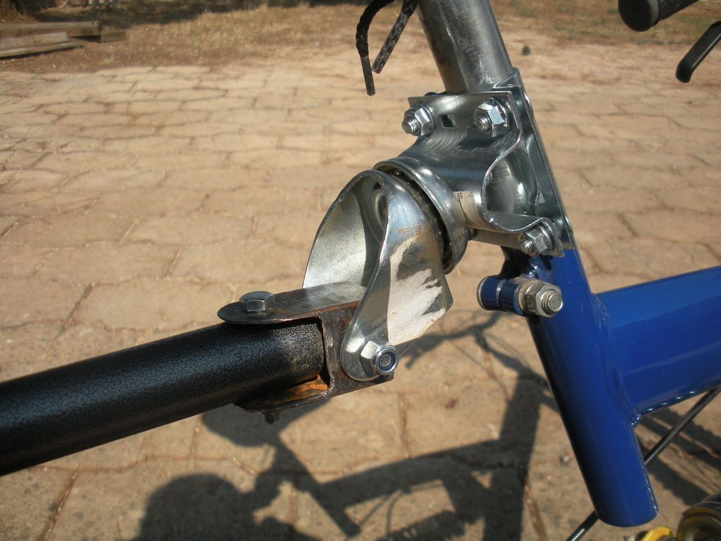 Bike Trailer Hitch Iron Pipe Saddles And Pipes
