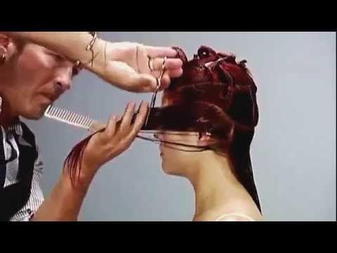 Hollywood Long Cascade Haircut For Women 2015 Youtube Hair