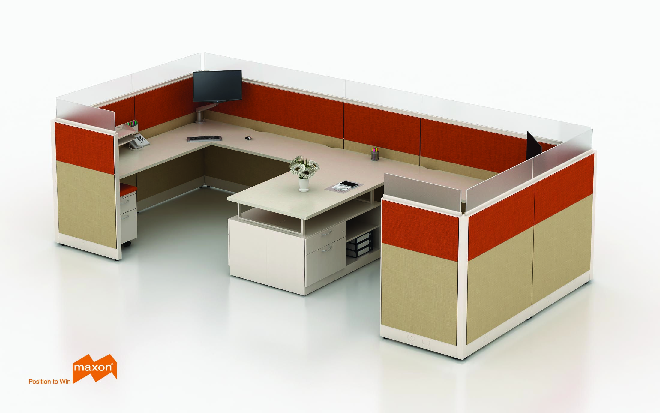 Give the office environment the best of both worlds