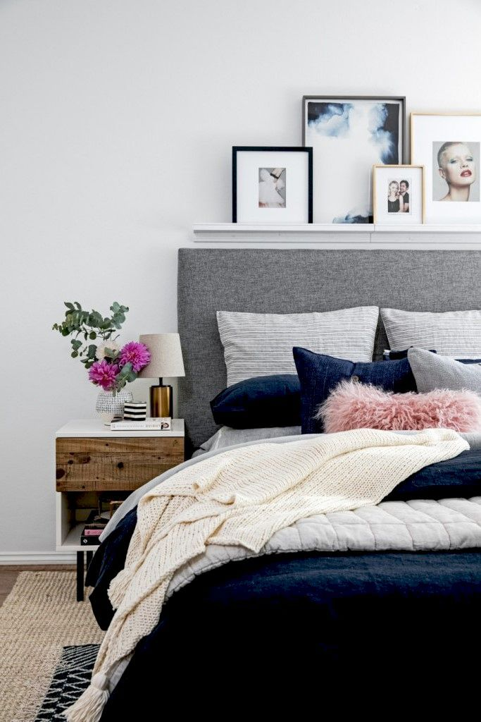 10 Beautiful Boho Rustic and Cozy Bedrooms for Your ... on Boho Bedroom Ideas On A Budget  id=34324