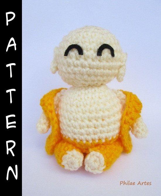 Buddha Amigurumi Pattern | O.o ooooooooh | Pinterest | Amigurumi ...