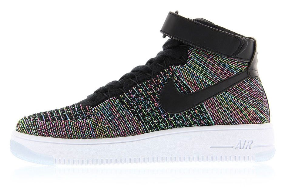 "mustcop: Nike Air Force 1 Mid Ultra Flyknit ""Multicolor 2.0"
