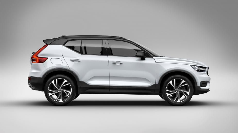 The Volvo Xc40 Is Like A Tiny Xc90 Top Gear