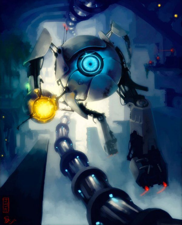 How To Get Past Chapter 6 In Portal 2
