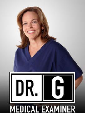 Dr G Medical Examiner Another Dream Job She Is Truly A Strong