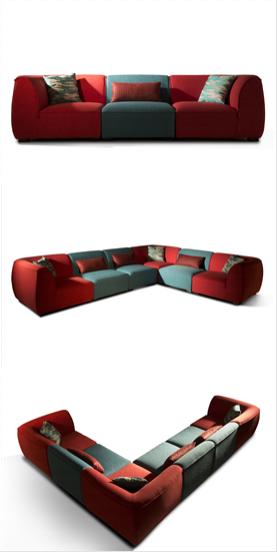 Sofa Manufacturer Modern Multi Combination Color Sofa Sofa Manufacturers Sofa Color Combinations