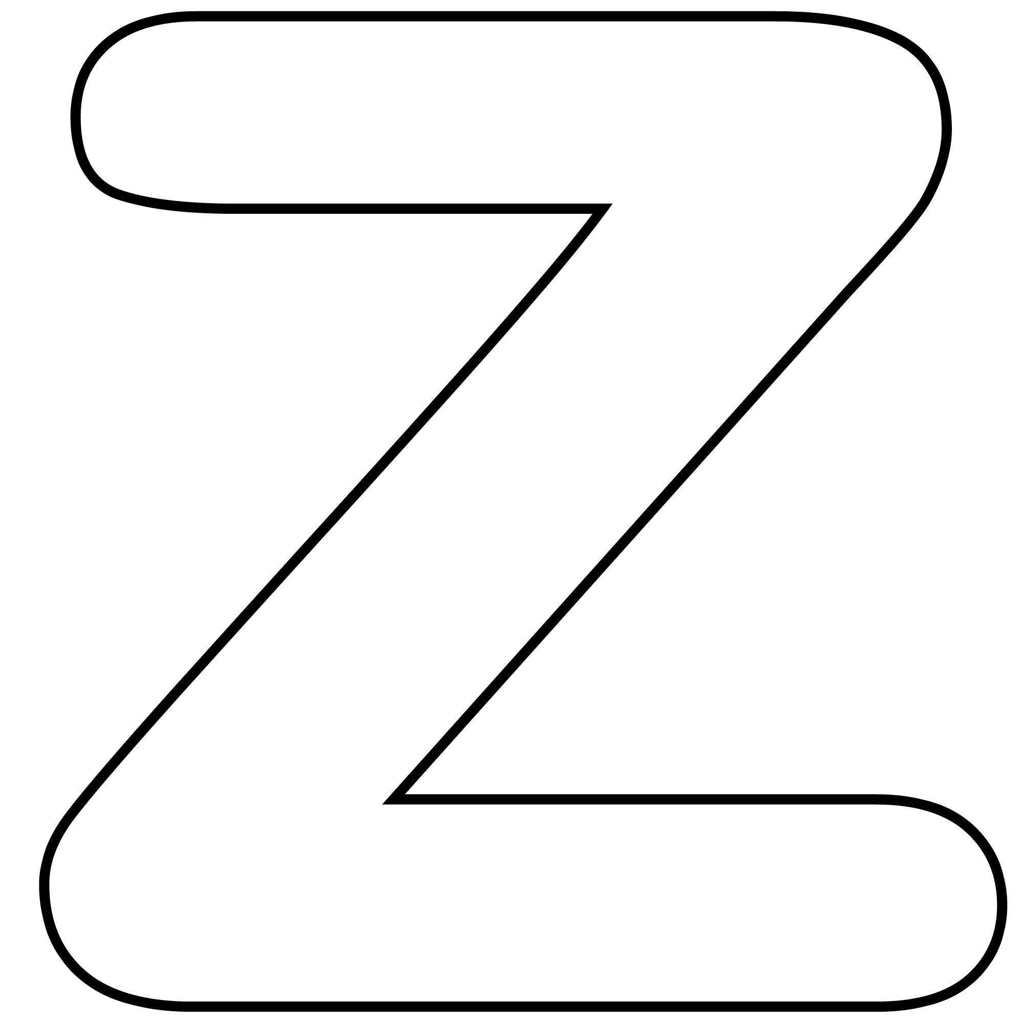 letter z dr odd daycare pinterest alphabet letters