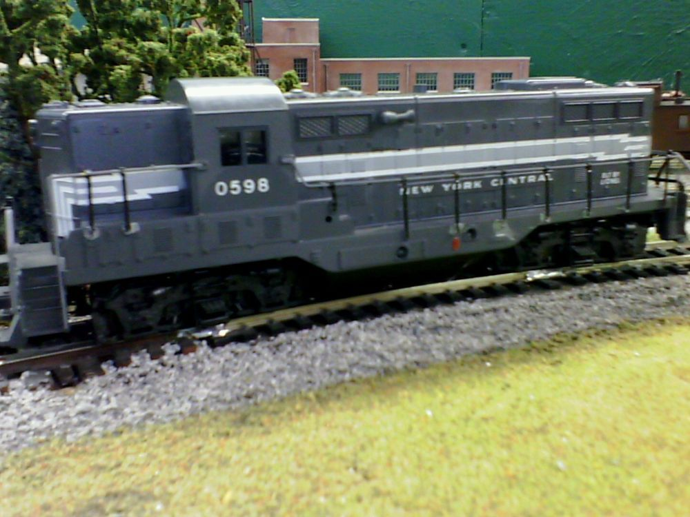 Vintage Athearn GP7 New York Central #0598 (Lionel s ... on