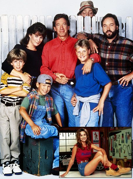 9 Cast Reunions Then And Now Home Improvement Cast Home