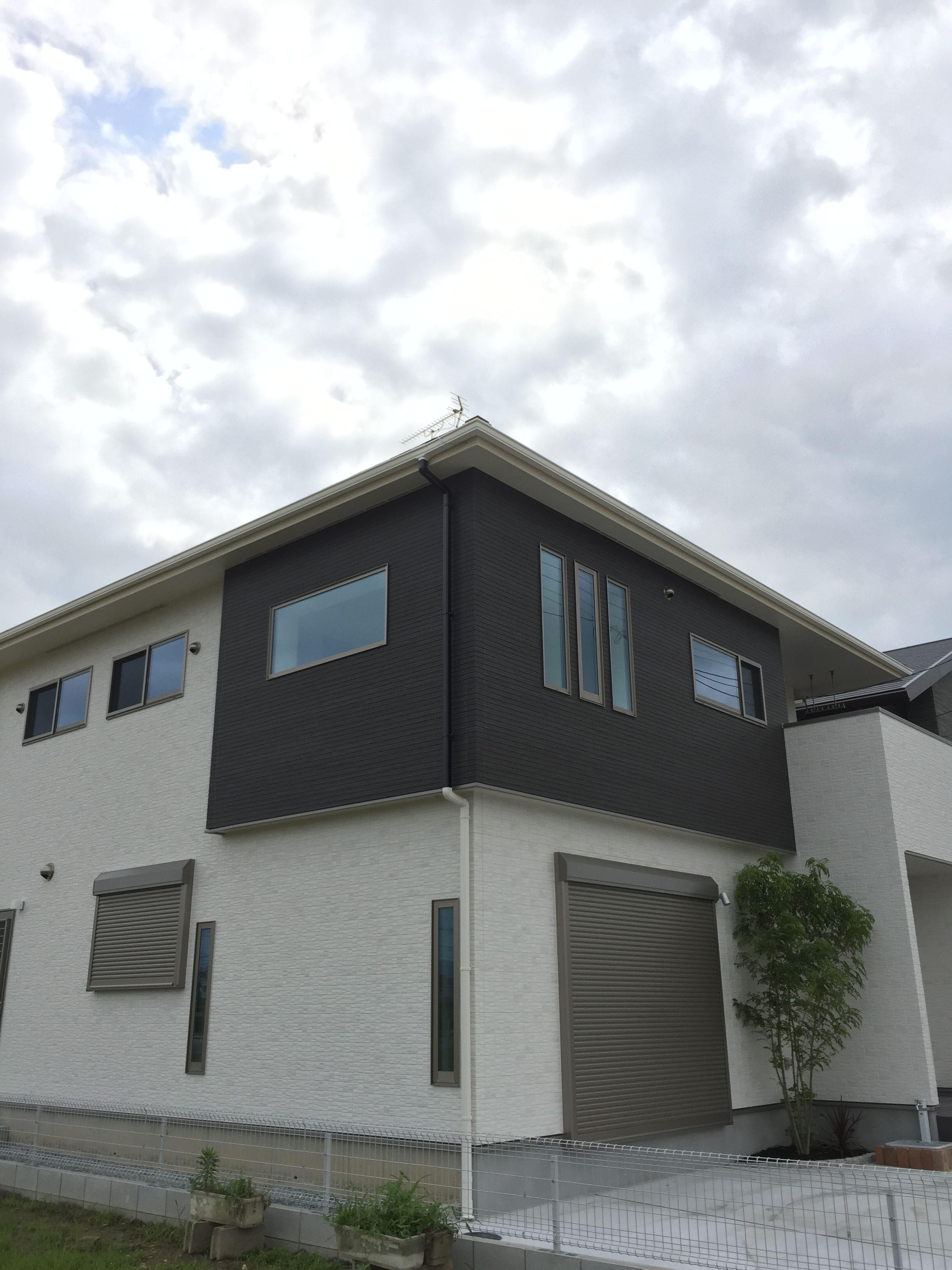 新築 亀岡市 T様邸 ハウスデザイン マイホーム かっこいい家